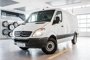 2012 Mercedes-Benz Sprinter 2500 Cargo 144