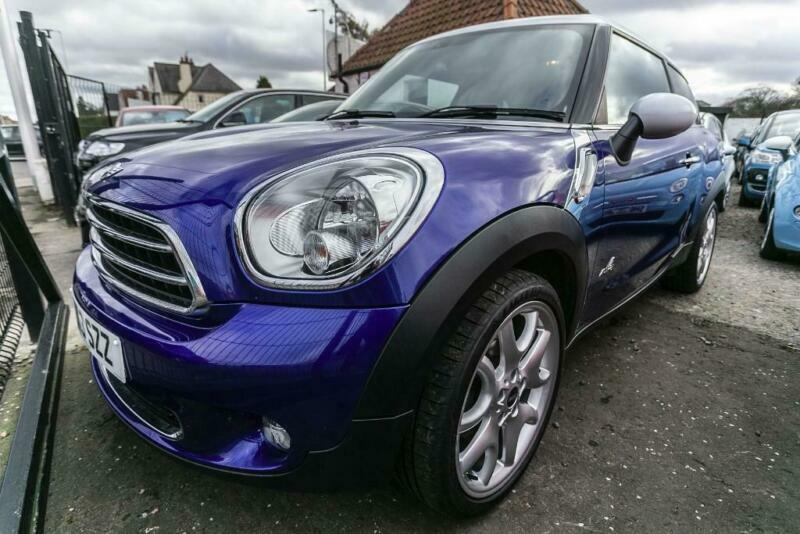 Mini Paceman Cooper D All4 In Dundee Gumtree