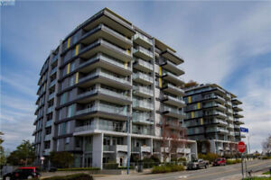 Fully Furnished Condo in Vibrant Dockside Green