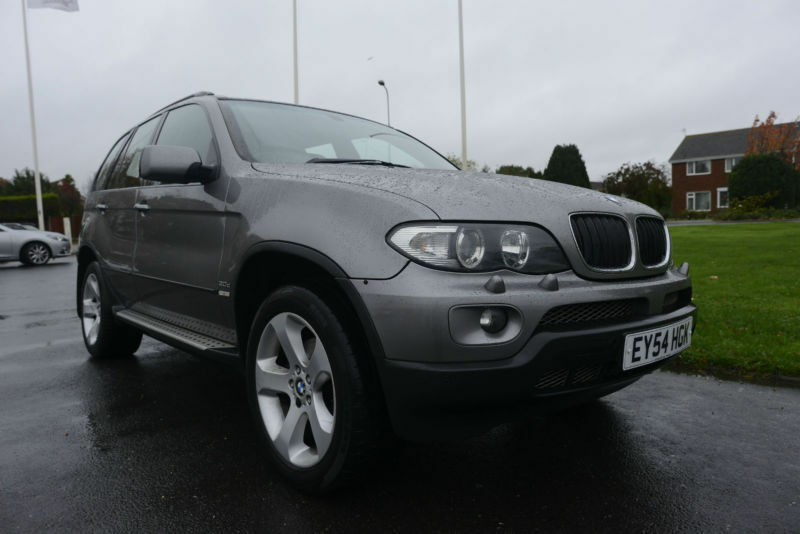 2005 bmw x5 3 0d sport auto 113k miles mot no advisory tow bar 4x4 diesel in capel st. Black Bedroom Furniture Sets. Home Design Ideas