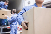 Hiring EXPERIENCED movers/drivers