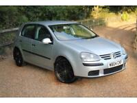 Volkswagen Golf 1.6 FSI ( 115PS ) 2004MY SE