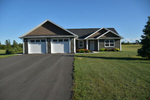 Like New beautiful rancher nestled in a new subdivision.