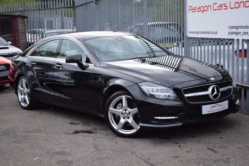 2014 Mercedes-Benz CLS CLS350 Coupe 3.0CDi 265 SS