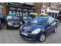 Renault Clio 1.2 16v ( 75bhp ) Extreme LOW MILES SERVICE HISTORY