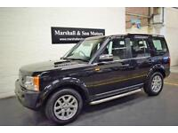 2007 57 LAND ROVER DISCOVERY 3 2.7 3 TDV6 XS 5D AUTO 188 BHP DIESEL