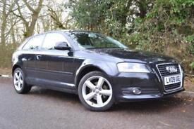 2009 Audi A3 1.6 Technik SE £114 A Month £0 Deposit