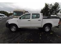 Toyota Hilux ACTIVE 4X4 D-4D DCB Van for sale