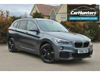 2016 BMW X1 2.0 XDRIVE25D M SPORT 5d 228 BHP Estate Diesel Automatic