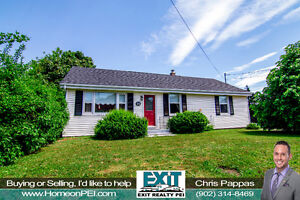 Perfect starter home Charlottetown 3 bedroom