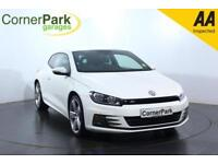 2015 VOLKSWAGEN SCIROCCO R LINE TDI BLUEMOTION TECHNOLOGY COUPE DIESEL