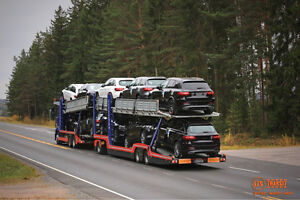 Specialized transport services from British Columbia