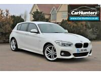 2016 BMW 1 Series 1.5 118I M SPORT 5d 134 BHP Hatchback Petrol Manual