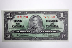 Looking to Purchase Old Banknotes!