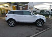 Land Rover Range Rover Evoque SD4 190HP 4WD Pure