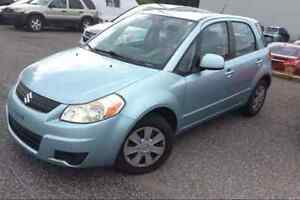 2009 SUZUKI SX4 BICORPS FWD ONE OWNER