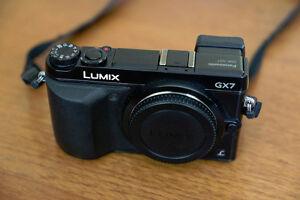 Panasonic Lumix GX7 Camera Body