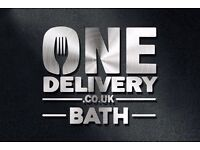 Delivery Drivers Wanted in Bath Earn up to £15 per hour.