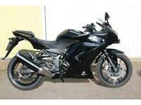 Kawasaki Ninja 250R ( EX 250 K9F ) - <<<<< only 3,300 mls >>>>>