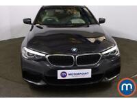2019 BMW 5 Series 520d M Sport 4dr Auto Saloon Diesel Automatic