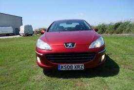 2008 Peugeot 407 2.0 HDi GT 4dr