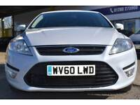 GOOD CREDIT CAR FINANCE AVAILABLE 2010 60 FORD MONDEO 2.0TDCi ZETEC