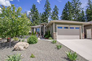 Salmon Arm - Like New 3,000sqft Rancher with Finished Basement