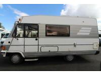 Hymer 6 Berth Motorhome for sale