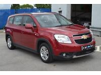 2011 Chevrolet Orlando 1.8 16v LT 5dr