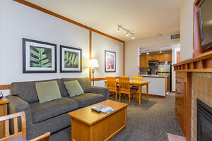 #1 Location in Whistler One Bedroom