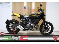 2015 Ducati Scrambler Full Throttle 4,361 Miles 1 Owner | £108 Deposit £108 pcm