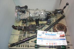 JDM Subaru Legacy Transmission Spec B 6Speed 2003-2009 Axle Diff