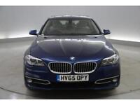 BMW 5 Series 520d [190] Luxury 4dr Step Auto