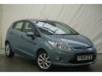 2009 Ford Fiesta ZETEC TDCI Diesel grey Manual