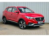 2020 MG ZS EV 105kW Exclusive 45kWh 5dr Auto - Dynamic Red Metallic