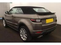 2017 STONE RANGE ROVER EVOQUE CONVERTIBLE 2.0 TD4 HSE DYN CAR FINANCE FR £146 PW