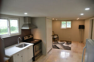 Basement Apartment for rent $850 Inclusive (Markham Rd/HWY 7)