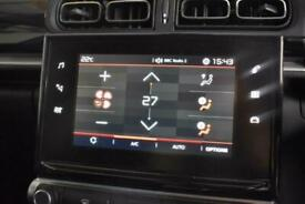 2017 Citroen C3 1.6 BlueHDi 100 Flair 5dr Diesel blue Manual