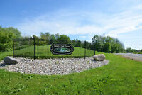 14 LOTS FOR SALE - GREELY CREEK ESTATES!