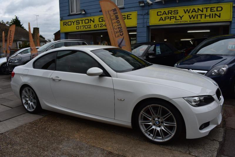 BAD CREDIT CAR FINANCE AVAILABLE 2009 59 BMW 320i M SPORT HIGHLINE COUPE