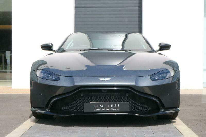 2019 Aston Martin New Vantage 2dr ZF 8 Speed Automatic Petrol Coupe   in  Hatfield, Hertfordshire   Gumtree