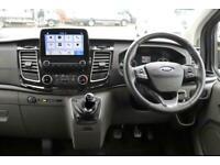 2018 FORD TRANSIT CUSTOM 320 TDCI 130 L1H1 LIMITED DOUBLE CAB 6 SEAT CREW VAN SW