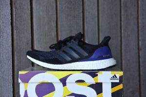 Adidas Ultra Boost 1.0 OG (Black/Gold/Purple) SKU: B27171