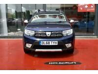 2018 Dacia Sandero Stepway 0.9 TCe Comfort 5dr Hatchback Petrol Manual