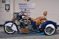 Indian Motorcycles CHIEF VINTAGE 4 ROUES 2014