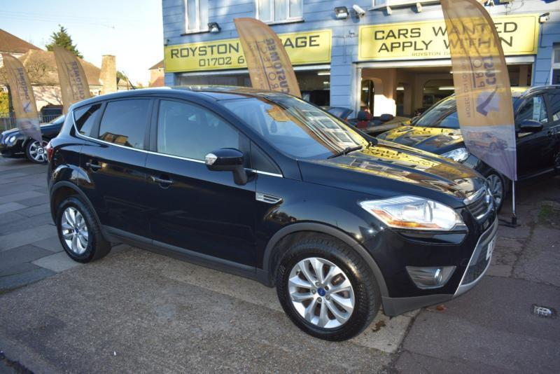 BAD CREDIT CAR FINANCE AVAILABLE 2011 11 FORD KUGA 2.0TDCi 163ps 4x4 TITANIUM