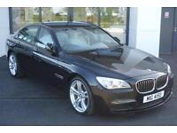 2014 BMW 7 Series 3.0 730d M Sport 4dr (start/stop)