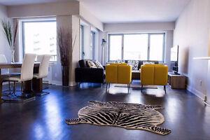 Designer 2 BR - 2 BTH Apartment - Drummond Street