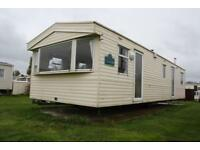 ABI Sunrise Static caravan at Coopers Beach, Mersea Island