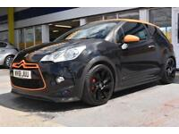 BAD CREDIT CAR FINANCE AVAILABLE 2011 61 CITROEN DS3 1.6THP 207bhp RACING